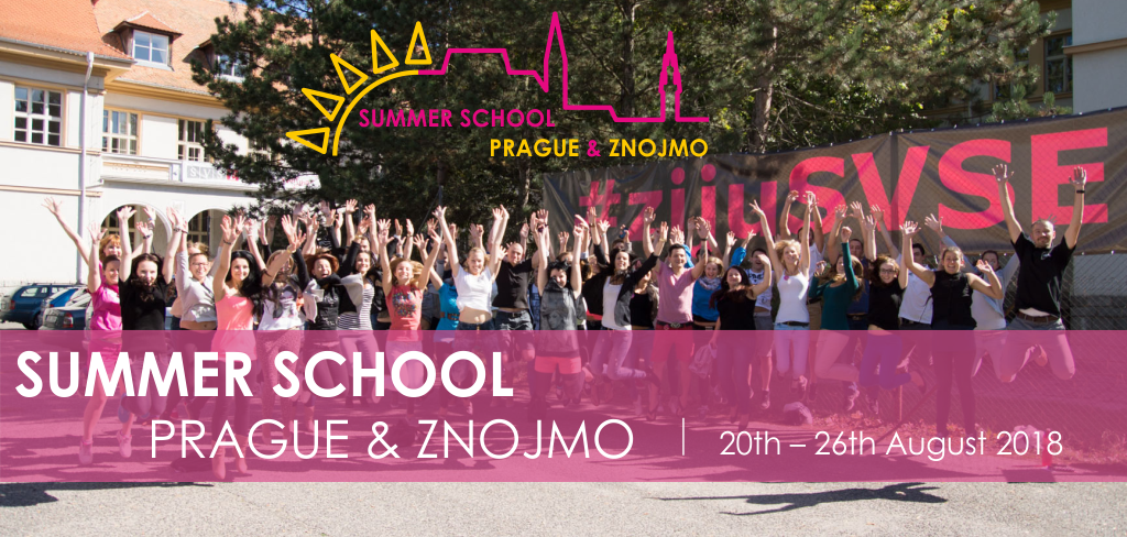 SUMMER SCHOOL PRAGUE & ZNOJMO